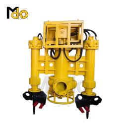 Kundenspezifischer Verkaufs-kleine Minenindustrie Vertica nasse Pitl Bergbau-Schlamm-Wasser-Pumpe für Hochleistungs