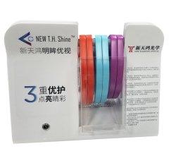 جهاز عرض الإضاءة الكهربائية المزود بأشعة فوق البنفسجية باللون الخارجي مستشعر الخط
