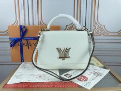 Mala de marca Senhoras e a réplica bag Classic L * V Saco de ombro com monograma estilo moderno Design Original Sacos de bolsas de couro
