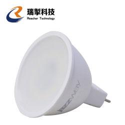 Dekorative keramische LED Scheinwerfer der Beleuchtung-SMD2835 3W GU10