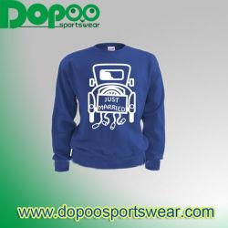 Custom Polyester molleton de coton d'hiver Sportswear sweat-shirts avec logo imprimé