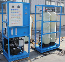 5tpd 바다 역삼투 민물 발전기