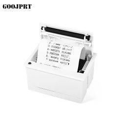 2 pulgadas mini panel térmico incorporado soporte de impresora de recibos de RS232/TTL/USB