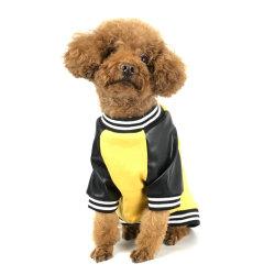 نمو كلاب قطّ ملابس محبوب بايسبول لباس [بو] جلد قطّ كلب دافئ طبقة دثار تجهيز