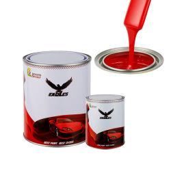 Even uitvoering Glossy van 1K Metallic Paint Basecoat Metal Pearl Autolak Auto Paint