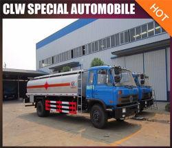 Clw 170HP 액체 유조 트럭, 판매를 위한 연료 유조 트럭
