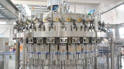 자동 PET 병 살균 핫 필러 주스 음료 에너지 음료 소다 스파클링 물 CSD 탄산음료 보틀링 공장 포장 기계