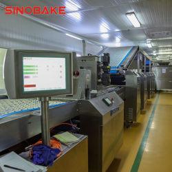 lopende band van het Koekje van de Breedte van 1500mm de de Zachte en Harde Volledige/Machine/het Koekje die van de Fabricatie van koekjes Machine maken