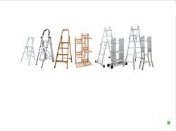 Gd ménage standard en aluminium, de l'échelle échelle de l'échelle industrielle, multifonctionnelle