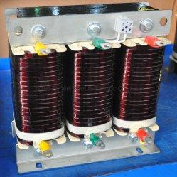 Gabinete do capacitor Potência Reactiva baixa compensação de reactores de tensão