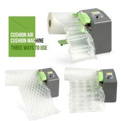 ماكينات آلية آلية لوسادة الهواء الصغيرة عالية الجودة للوسادة الفقاعية لف