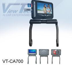 "7"" LCD TFT de Braço Central aluguer de DVD(VT-CA700)"