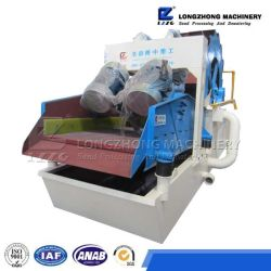 Planta de lavagem do minério de plantas de processamento de minerais móvel