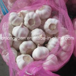 Nova cultura do alho branco puro chinês com boa qualidade