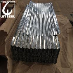 Matériaux de construction pour 800mm de largeur du panneau de toit en acier galvanisé