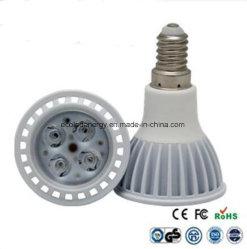 セリウムおよびRhos E14 4W LEDの点ライト