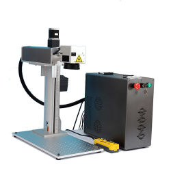 Grüner Laser der Focuslaser Laser-Gravierfräsmaschine-5MW