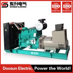 60Hz 50Hz 380/220V Dreiphasen30kva--Dieselmotor der Energien-1000kVA mit geöffnetem oder super leisem schalldichtem Generator