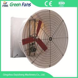 FRP/Fiberglas het Blind van de Vlinder/de Uitlaat van de Kegel/Industriële Ventilator voor de Ventilatie van het Landbouwbedrijf/van de Industrie van het Gevogelte