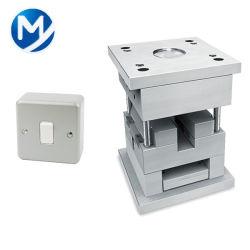 مفاتيح كهربائية بلاستيكية عالية الجودة من تصنيع المعدات الأصلية (OEM) حقن قالب بلاستيكي/قالب بلاستيكي بالنسبة إلى الحاوية الواقية الإلكترونية