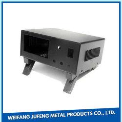 Fordable Caja metálica para rack de material pesado marco el volumen de negocios cuadro de volumen de negocios