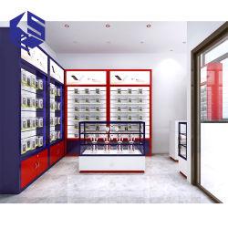 Fashion Boutique de téléphone mobile Afficher décoration design