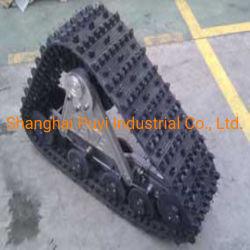 Резиновые гусеничные ленты системы для ATV Py-255b для 1,0 тонн