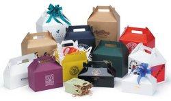 カスタム空の一般的でスマートな携帯電話のギフトの泡の挿入が付いている包装のボール紙の白い無光沢のペーパー荷箱
