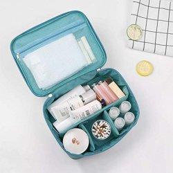 Sac de rangement étanche multifonctions cosmétiques Cosmentic Sac de Voyage Sac de Toilette avec compartiments pour
