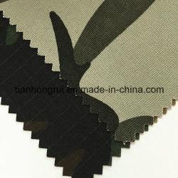 Lona de licra elásticas de Algodão à prova de camuflagem militar para camuflar as roupas de malha
