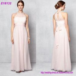 Neue Ankunfts-elegante Frauen, die Brautjunfer-Kleid-Abend-Kleid bezaubern