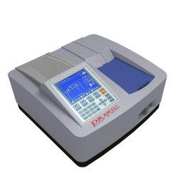 Spectrophotomètre UV/Visible Doublebeam avec logiciel de numérisation (DU-8800D)
