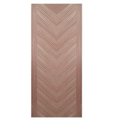 木カラーはLamintaedに合板のドアの皮張り合わせる