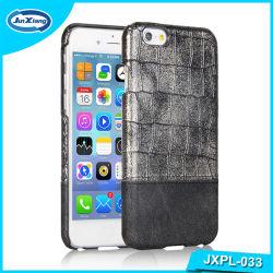 Le cas pour téléphone Mobile PC couvercle de boîtier en cuir pour iPhone 6, de luxe de crocodiles de couvercle de protection de PU Étui pour iPhone 6/6S