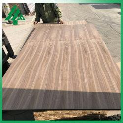 Bois de placage naturel /matériaux en bois de noyer panneau MDF décoratifs de fantaisie