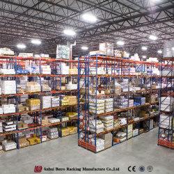 Acabados de Aço de armazenagem de paletes estantes Ajustável de Serviço Pesado Palete