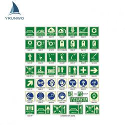 IMO-Symbole und Plakate