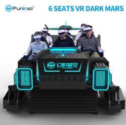 Kino-Simulator interaktives Vr Spiel-Auto der Realität-9d