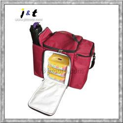 Оптовая торговля китайский производитель рекламных тепловой изоляцией питание Питание охладителя обед организатор фитнес питание ручного управления рюкзак сумка