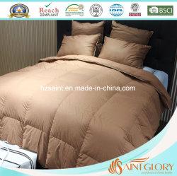 El lujo de fibra hueca de poliéster /colcha edredón sintético