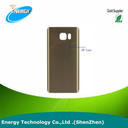 Abwechslungs-Ersatzteile für rückseitiger Deckel-Rückseiten-Batterie-Kasten-Tür-Gehäuse der Samsung-Galaxie-Anmerkungs-5