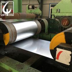 0,14*750mm bobinas de aço galvanizado para folha de metal corrugado de Metal
