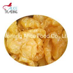 Sabor dulce y secado de frutos secos de estilo chino pera secos