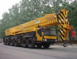 250ton Ar2500에 의하여 사용되는 이동 크레인 판매