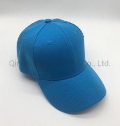 زرقاء أكريليكيّ [بسبلّ كب] رياضة فراغ قبّعة مع [فلكرو] إغلاق