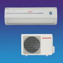 1HP 2.5HP 1.5HP 2HP 18000BTU 24000BTU, type fendu à montage mural R22 de la climatisation
