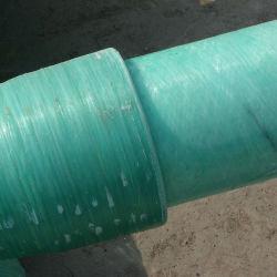 Planta sótano del tubo de protección de cables de fibra de vidrio de FRP