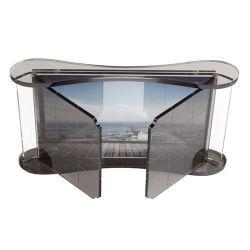 Window Shape Clear Acrylic Photo Frames 디자인