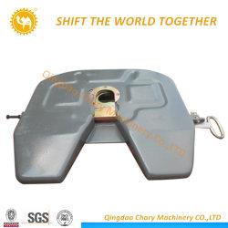 Профессиональные запасные части пятого колеса шкворня опорной пластины для полуприцепов