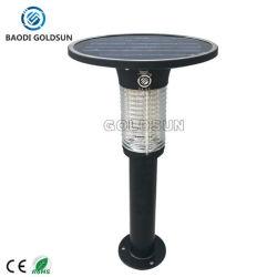 고능률 LED 재충전용 태양 모기 함정